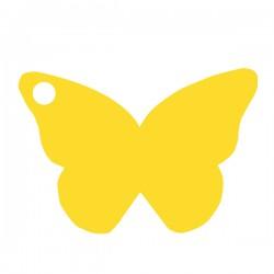 Médaille papillon