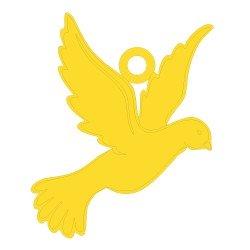 Médaille colombe de la paix