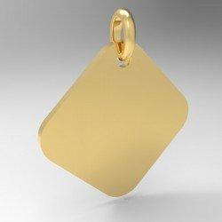 Médaille losange