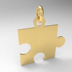 Médaille Puzzle