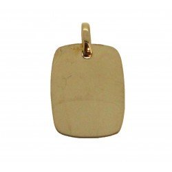 Médaille tonneau simple