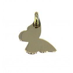 Médaille papillon simple