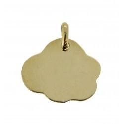Médaille grand nuage simple