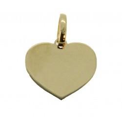 Médaille coeur simple