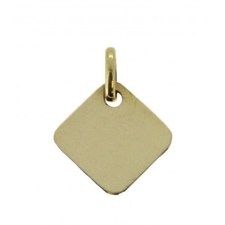 Médaille papillon repercée simple